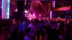 wideboys with vula basement jaxx singing vocals kisstory o2