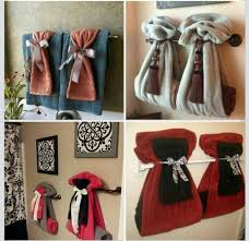 bathroom towel hanging ideas towels bathroom towel hanging ideas display most creative folding