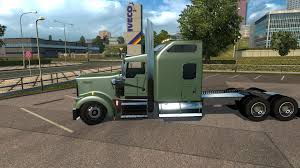 kenworth heavy haul trucks kenworth w900l v1 5 ets 2 mods euro truck simulator 2 mods