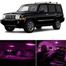 purple jeep interior 2006 jeep commander interior