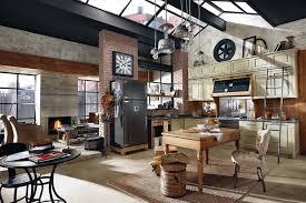 cuisine style loft industriel industrielle 43 inspirations pour un style industriel dans cuisine