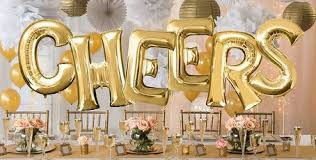letter balloons gold letter balloons on the hunt