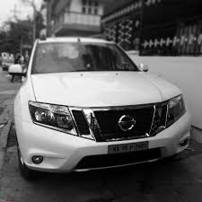 white nissan car nissan terrano official review page 31 team bhp