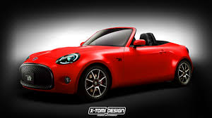 toyota coupe toyota s fr roadster rendered but will it happen