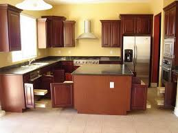 blue kitchen walls with brown cabinets view kitchen wall colors with brown cabinets pictures