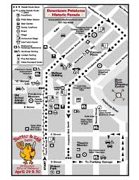 Giants Parade Route Map by Schedule Of Events For Butter U0026 Egg Days