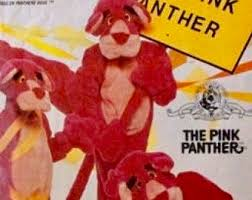 Pink Panther Halloween Costume Pink Panther Costume Etsy