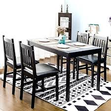 4 person table set 4 person table and chairs chair 4 person high top table small bar