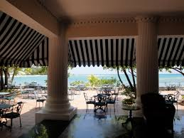 Rose Awnings The Best Luxury Resorts In Jamaica Half Moon Ritz Carlton Rose