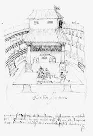 swan theatre historical theatre london united kingdom