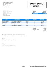 example of a invoice examples of invoices ideas trypic me