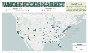 whole foods locations map my