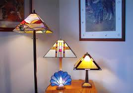 lamp appealing stained glass lamps design antique stained glass