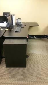 average desk size best office table