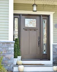 security front door for home best 25 craftsman front doors ideas on pinterest craftsman