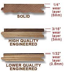 laminate flooring vs engineered hardwood solid wood floors versus engineered wood u2013 meze blog