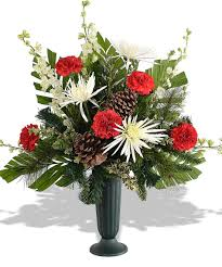 graveside flowers about winter grave decoration walter knoll florist st louis mo