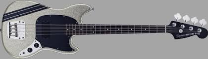 squier mustang bass my chemical bassist mikey way zzounds com exclusive