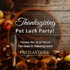join us for our thanksgiving pot luck st