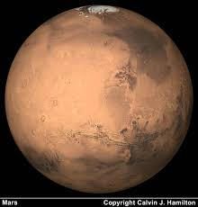 Mars Map Mars Introduction