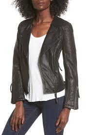 topshop luna faux leather biker jacket nordstrom