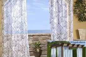 Sunbrella Curtains With Grommets by Curtains Curtains Walmart Beautiful Outdoor Curtains Outdoor