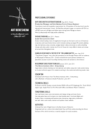 Electronic Engineering Resume Sample by Audio Engineering Resume Resume For Your Job Application