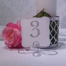 85 best table number holders and name place card holders images