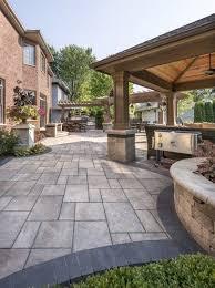 best 25 pavers patio ideas on pinterest backyard pavers paver
