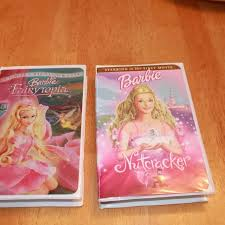 find more 2 barbie vhs movies for 1 low price for sale at up to 90
