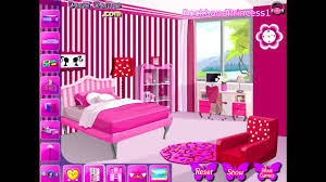 Interior Decor Games by Barbie Room Decor Game Youtube