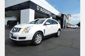 used cadillac srx for sale used cadillac srx for sale in bridgeport ct edmunds