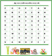 easy word puzzle games for kids free printable early childhood