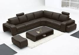 L Leather Sofa Modern Minimalist L Shaped Corner Sofa Leather Sofa Leather Sofa