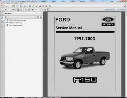 2000 ford f150 manual transmission ford f150 service repair workshop manual
