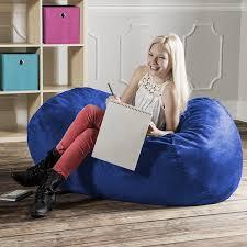 home theater bean bag chairs amazon com jaxx bean bags sofa saxx bean bag lounger 4 feet