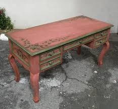 Antique French Desk Pink French Desk By Olinda Romani U2013 R Furniture By Olinda Romani