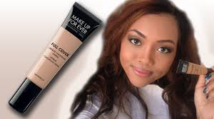 review makeup forever full cover concealer cookiechipiry youtube