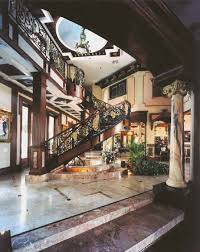 Luxury House Interiors In European And Traditional Mansion And - Dream home design usa