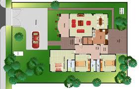 Houseplan by Ghana House Plans U2013 Abbey House Plan