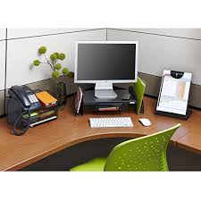telephone stand desk organizer vanra metal mesh desktop organizer telephone stand phone stand file