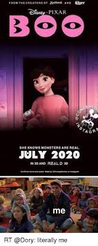 Pixar Meme - from the creators of zodopa and bopy digneo pixar a gr she knows