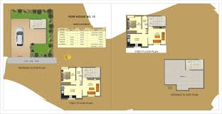 gold ember amber a project by ujwal homes row houses in dhayari