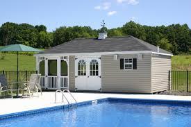 portable pool house cabana custom beautiful free quote