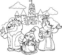 sand castle coloring pictures disney princess pages pdf