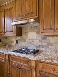 kitchen backsplash images kitchen back splash white kitchen with wood island carrara
