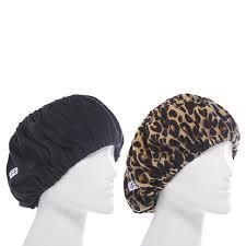hair holder tassi hair holder duo black leopard 8601349 hsn