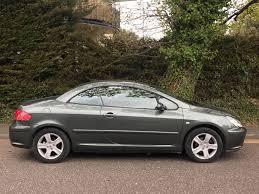 2004 peugeot 307cc automatic leather seats u0026 brand new mot in