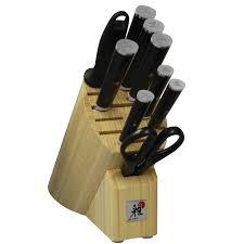 Farberware Kitchen Knives Miyabi Kaizen 10 Pc Knife Block Set