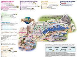 map usa pdf universal studios map pdf universal studios florida holidays in